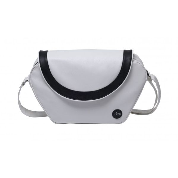 Xari Trendy Changing Bag - Snow White