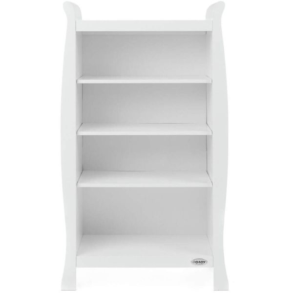 Stamford Bookcase - White