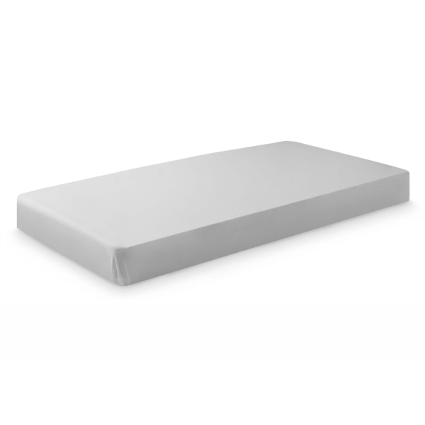 Boori Cot Bed Fitted Sheet (132 x 70cm) - Grey