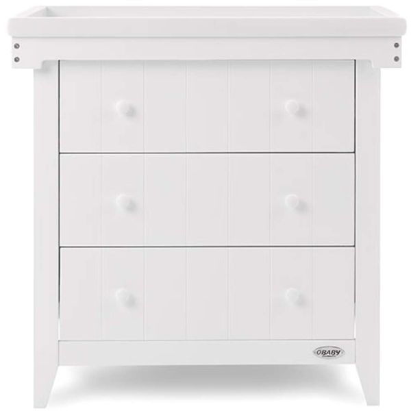 Belton Chest of Drawers - White