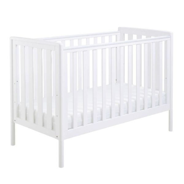 Ellie Cot Bed (White)
