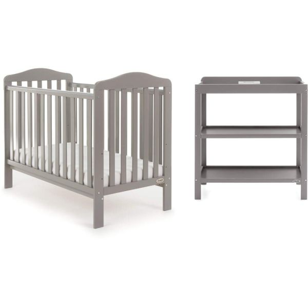 Ludlow 2 Piece Room Set - Taupe Grey