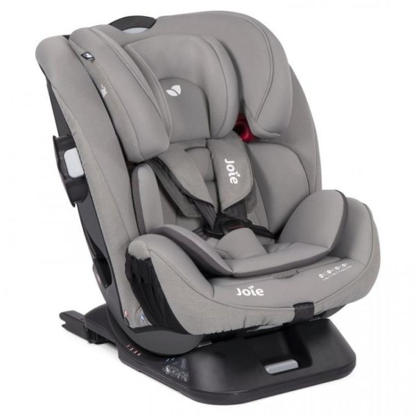 Joie Every Stage FX 0+/1/2/3 Isofix Car Seat (grey flannel)