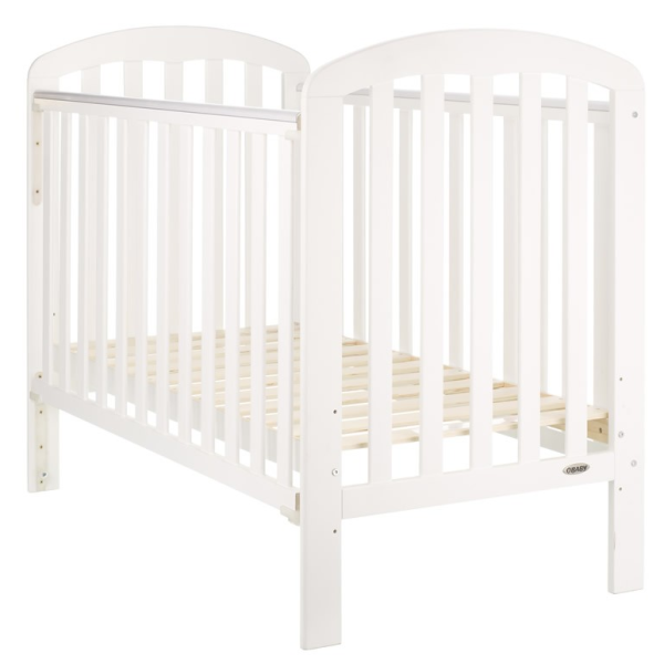 Lily Cot - White