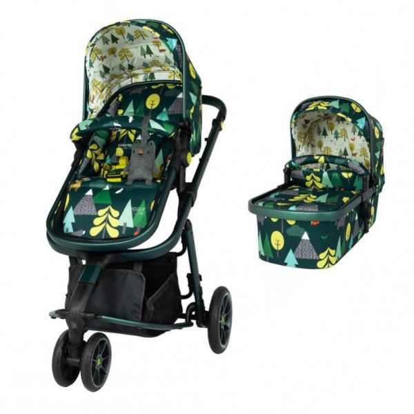 Giggle 3 Pram & Pushchair - Into The Wild