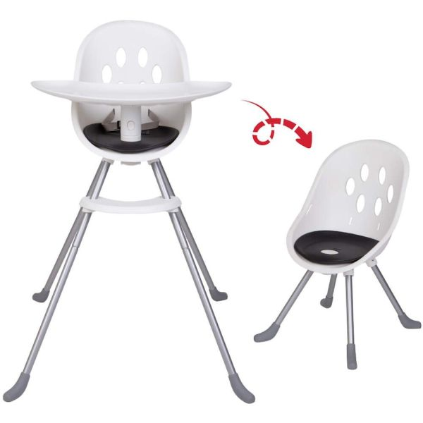 Poppy V2 2020+ Highchair - Metal