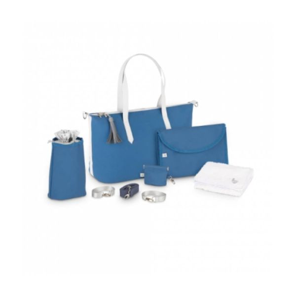 Champs-Elysees (Mineral Blue)