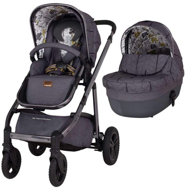 Wow Continental 3 in 1 Bundle (Fika forest)