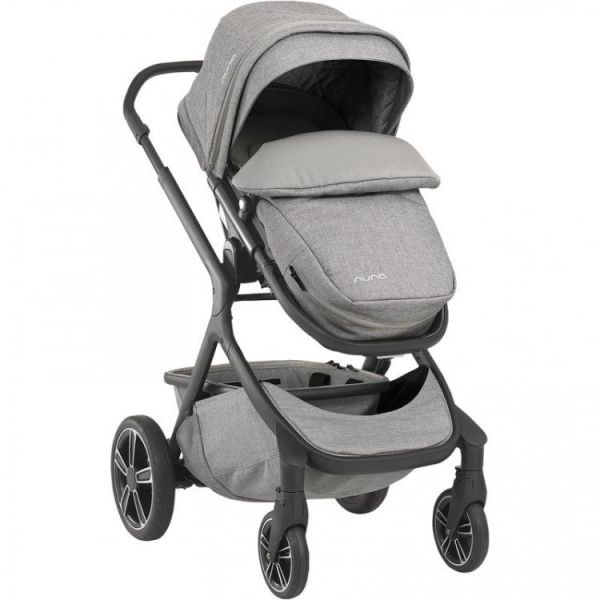 Demi Grow Duo Stroller (Frost)