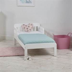 Dakota Toddler Bed - White