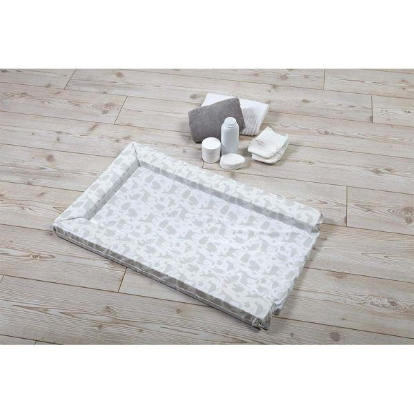 In The Woods Changing Mat - Grey