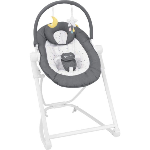 Compact'up Height Bouncer (Moonlight Grey)
