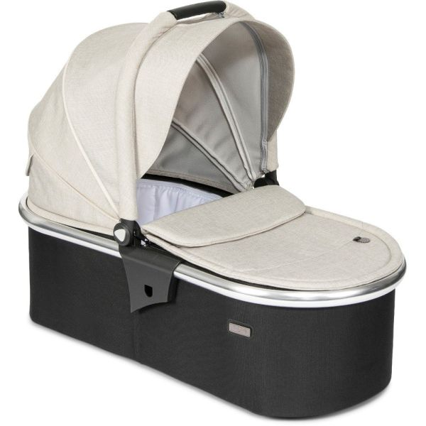 Arlo Carrycot (Chrome/Oatmeal)