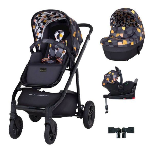 Wow Continental I-Size Travel System Bundle (Debut)