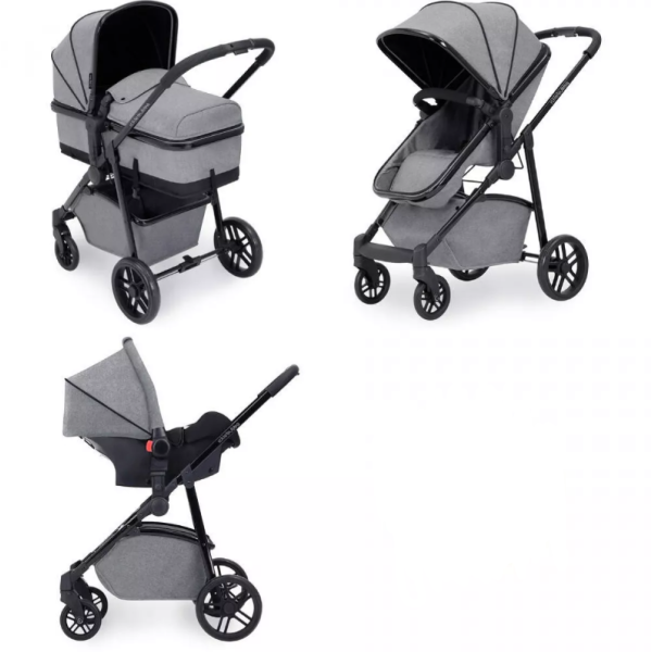Moon Travel System (Space Grey & Black)