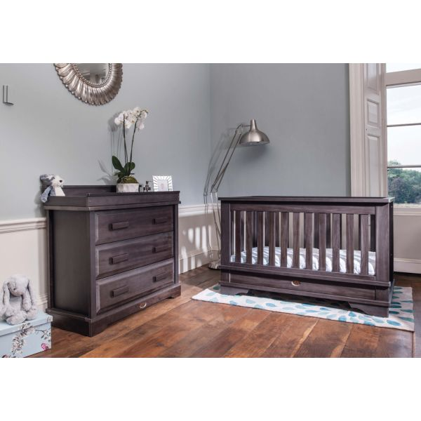 Eton Expandable 2 Piece Room Set (Mocha)