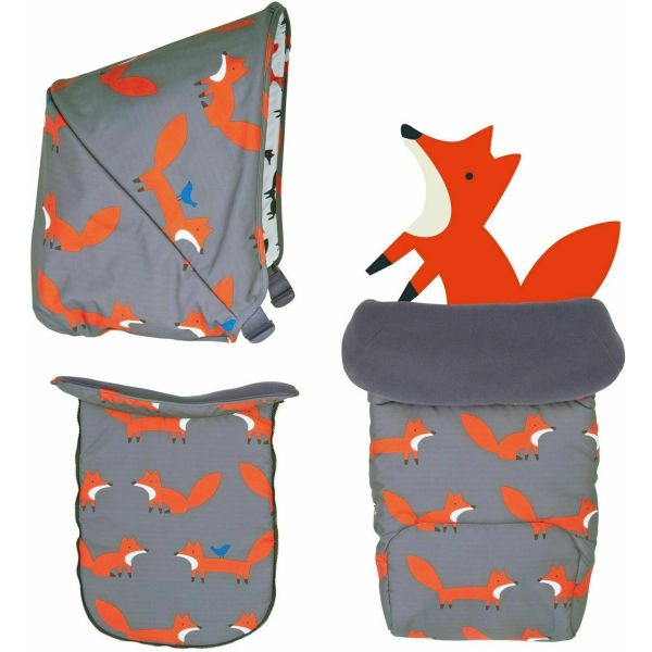 Giggle Mix Colour Pack Accessories - Mister Fox
