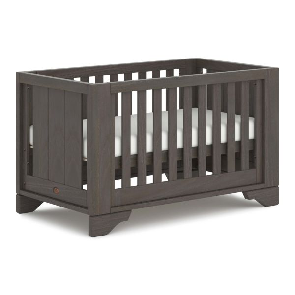 Eton Expandable Cot Bed (Includes Expandable Kit)( Mocha)