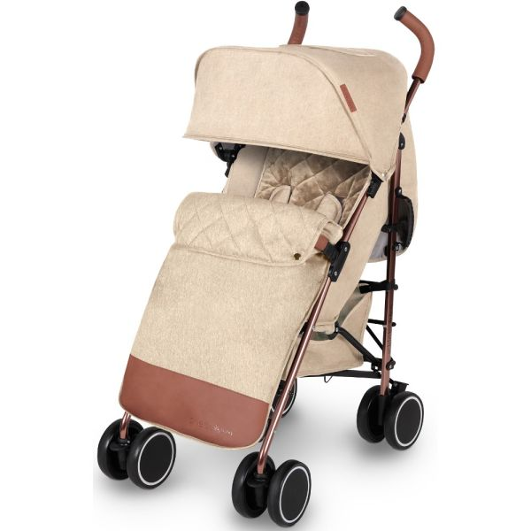 DISCOVERY STROLLER MAX (CREAM ON ROSE GOLD)