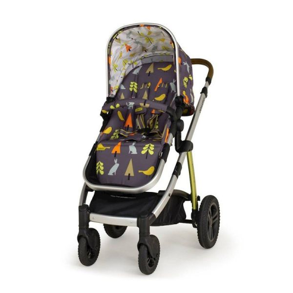 Wow 2 Pram and Pushchair (Indies Exclusive) - I-Spy