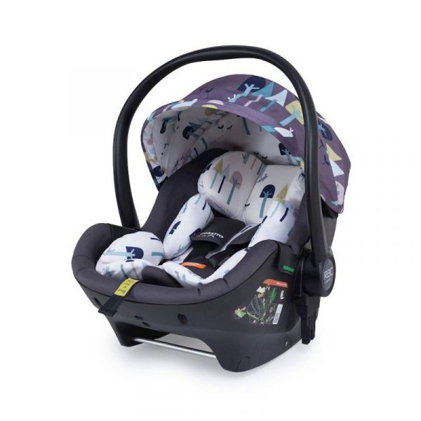 RAC Port Isize 0+ Carseat - Wilderness