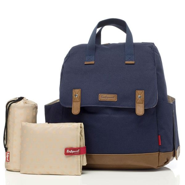 Baby changing Convertible back pack robyn (navy)