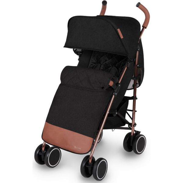 DISCOVERY STROLLER MAX (BLACK ON ROSE GOLD)