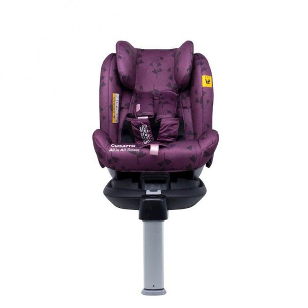 All in All Rotate 0+/1/2/3 ISOFIX Car Seat - Fairy Garden
