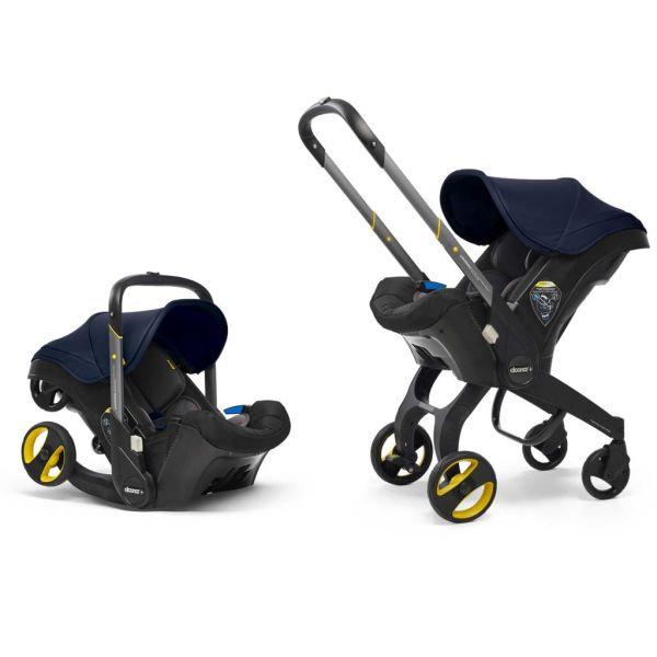 Infant Car Seat Stroller (Royal Blue)