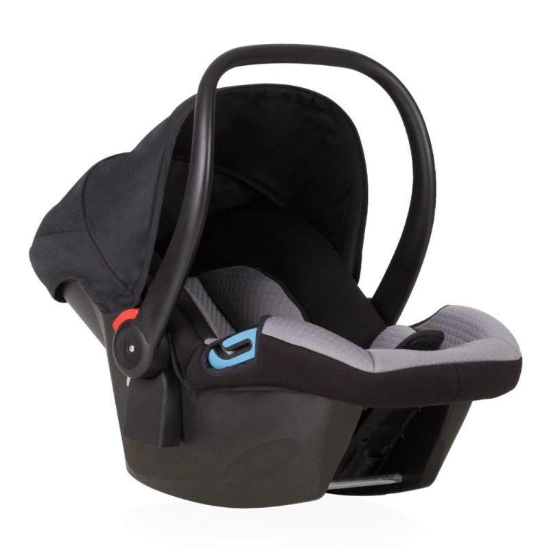 Protect Infant Capsule (Black/Silver)