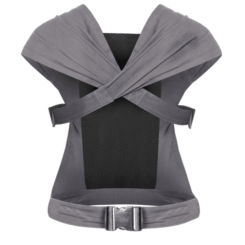 breeze cotton baby carrier (GREY)