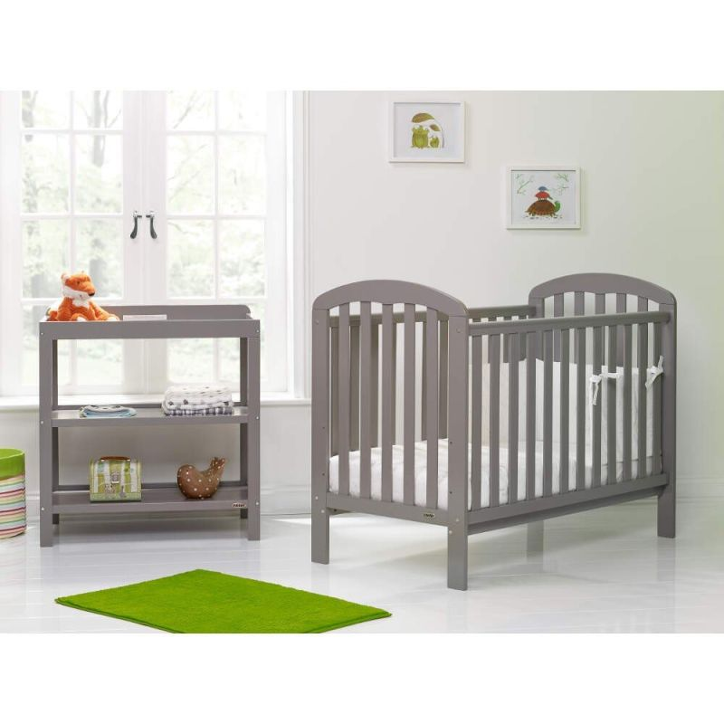 Lily 2 Piece Room Set - Taupe Grey