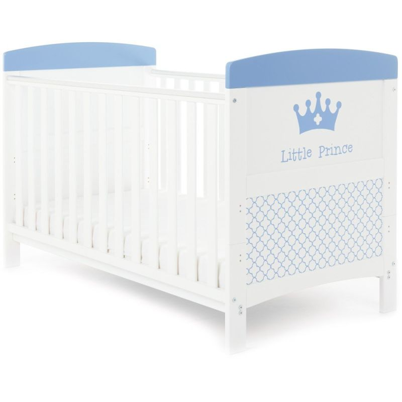 Grace Inspire Cot Bed - Little Prince