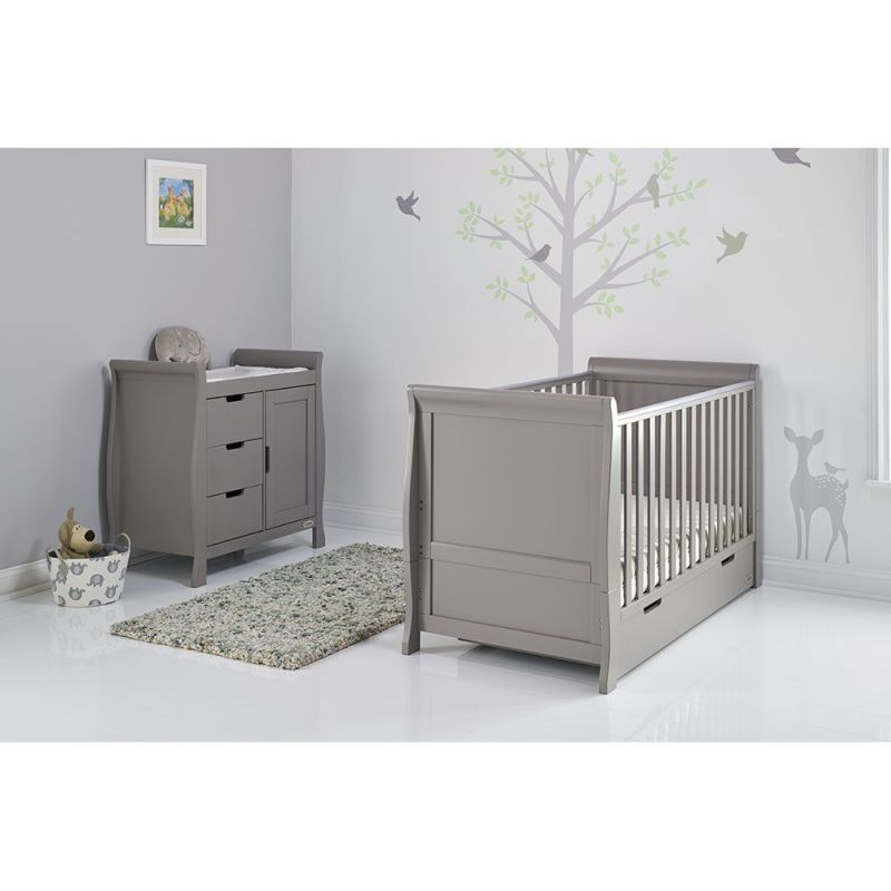 Stamford Classic 2 Piece Room Set - Taupe Grey