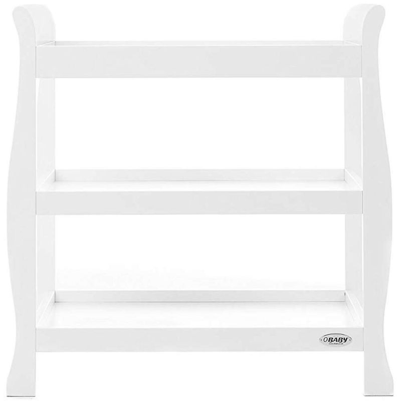 Stamford Open Changing Unit - White